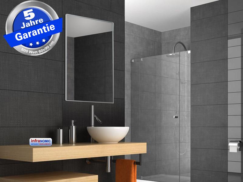infrarot spiegelheizungen bersicht. Black Bedroom Furniture Sets. Home Design Ideas
