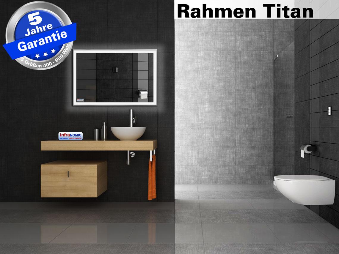 infrarot spiegelheizungen funktionelles design. Black Bedroom Furniture Sets. Home Design Ideas